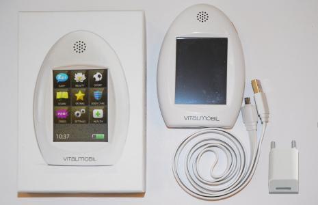 Vitalmobil bioresonans frekvensteknik