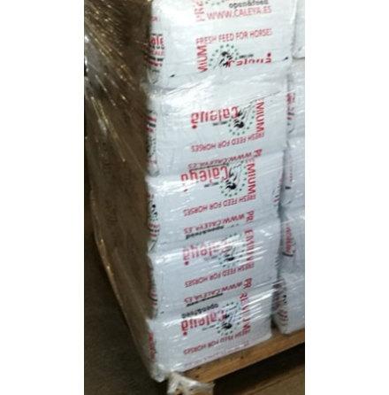 Grovfoder Häst 80 g protein , Lågsocker  1/pall/990kg