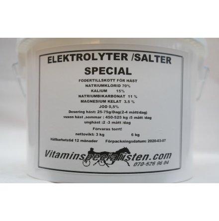 ELEKTROLYT-SALTER  3 kg
