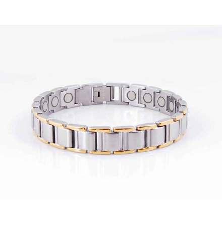 Magnetarmband Alkavagge, guld